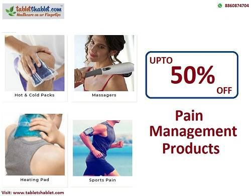 Pain Management (Pain Relief) Products Online in India -