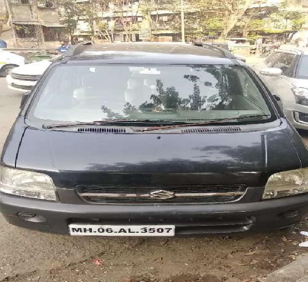 Wagon r (black)