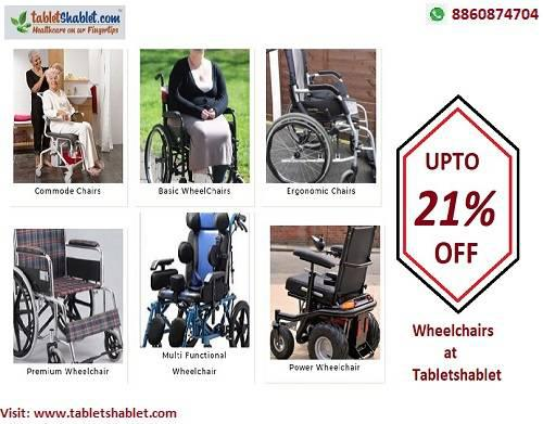 Wheelchairs online in india - health and beauty - by owner