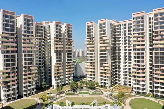 Bestech park view sanskruti luxury 34bhk residences