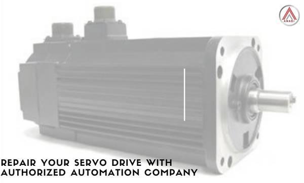 Hire servo motor repair services to repair your drive