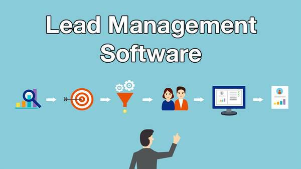 Lead management software - computer services