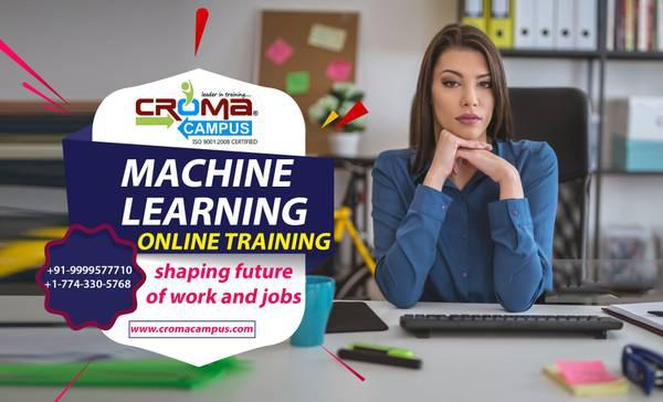 Machine learning online training in india - computer
