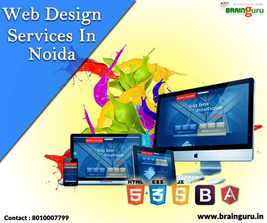 Web design services in noida - computer services