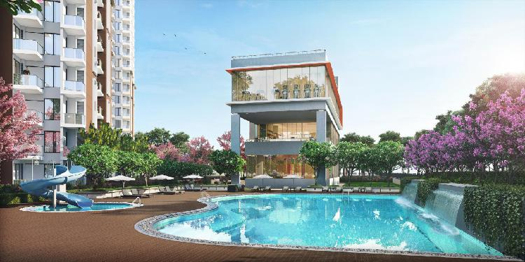 Hero homes luxury 2bhk 3bhk apartments in sec 104