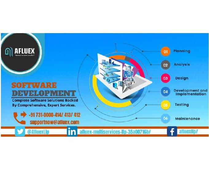 Software development company in india| lucknow| afluex