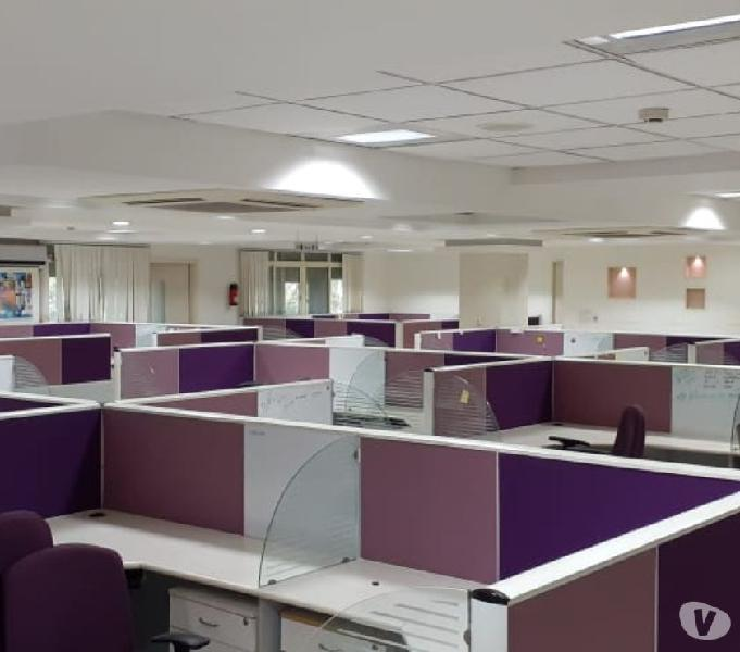 4836 sq.ft fabulous office space for rent at st.marks road