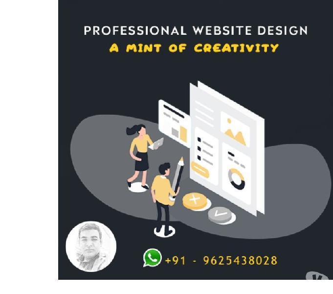 Freelance web designer in delhi, noida india