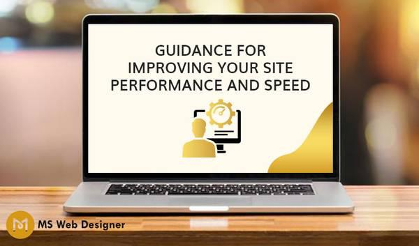 Guidance for improving shopify store speed - computer