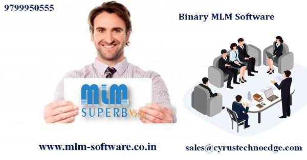 How can you enhance your business with binary mlm software?