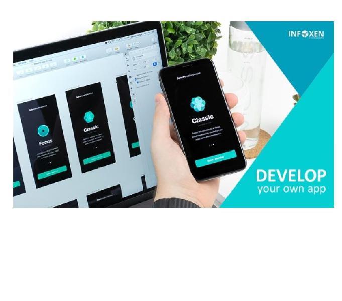 Mobile app development company - infoxen