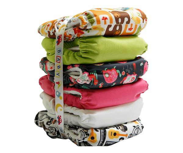 Reusable baby cloth diapers online in india