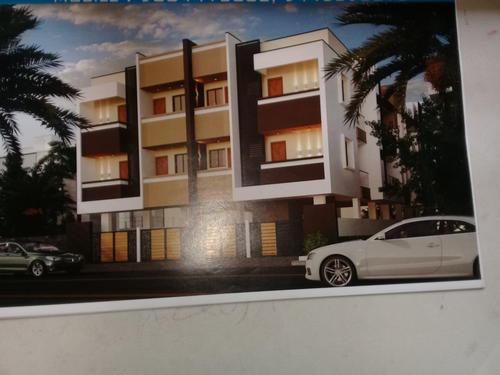 Ready to move 2 bhk flats sale at kallikuppam ambattur