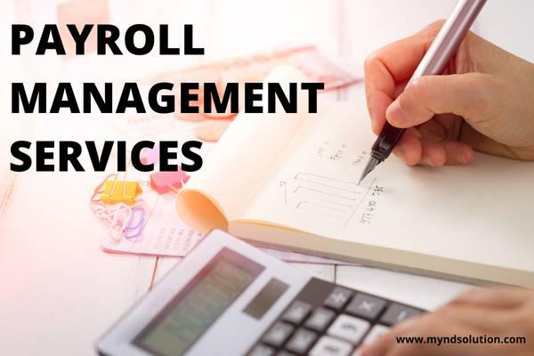 Payroll Management Services in Hyderabad | Mynd Solution -