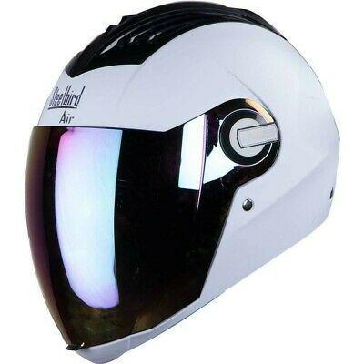 Steelbird air sba-2 full face motorbike helmet safe