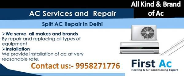 AC Installation Repair Services in Delhi - computer services