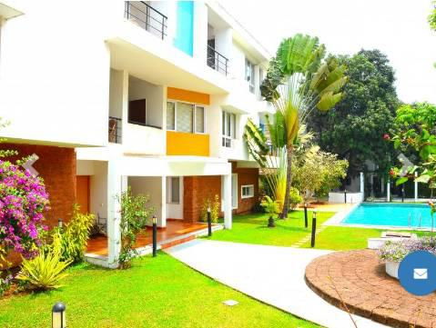 Best Holiday Villas in Goa for Rent With Privet Pool -