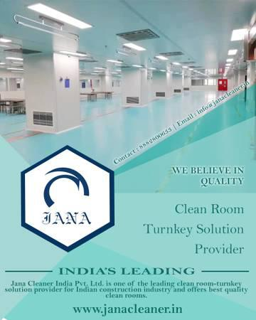 Clean Room Turnkey Solution - small biz ads