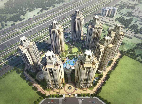 Get Your Dream Home In Noida With ATS Allure - real estate -