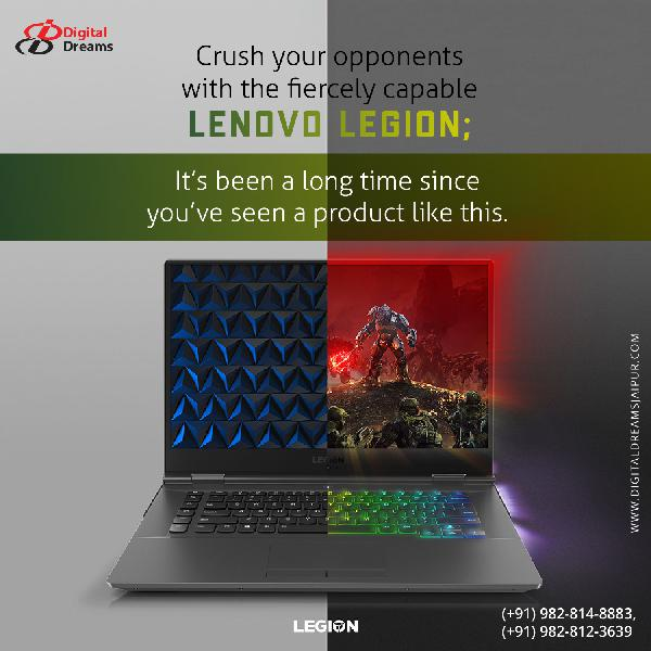 Lenovo laptop store in vaishali nagar jaipur digital dreams