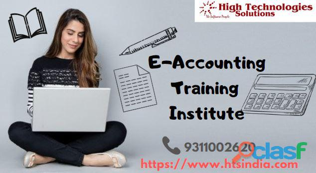 E accounting Course in Delhi