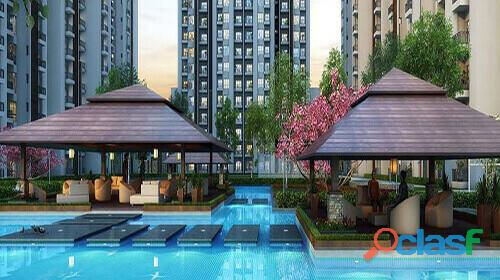 Surprising 2/3 bhk flats in noida ext. @ rs 36.4 lac |8750844944