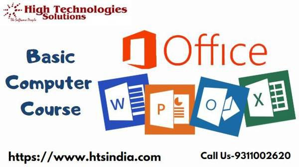 Basic Computer Course in Delhi - lessons & tutoring