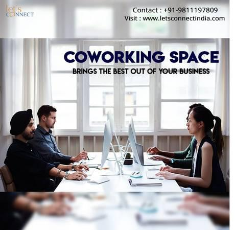 Coworking space in Noida - real estate services