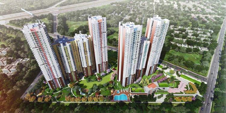 Hero homes 2bhk luxurious home in 71 lacs at sector 104