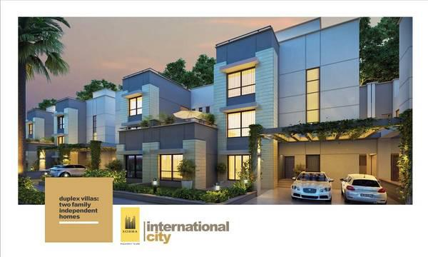 Sobha International City - real estate - by broker