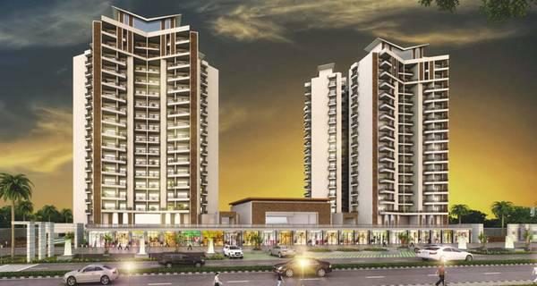 Top-level Lavish apartments at 36.45 Lac in Noida Extension
