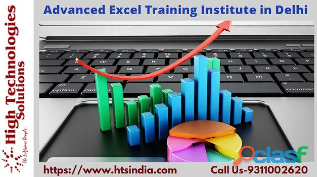 Advanced excel training institute in delhi with placement