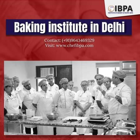 Baking Course in Delhi - lessons & tutoring