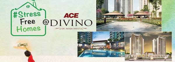 Now Get Stress Free Home At ACE Divino Noida - real estate -