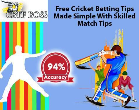 Obtain Cricket Betting Tips Free at Thecbtf.Com - skilled