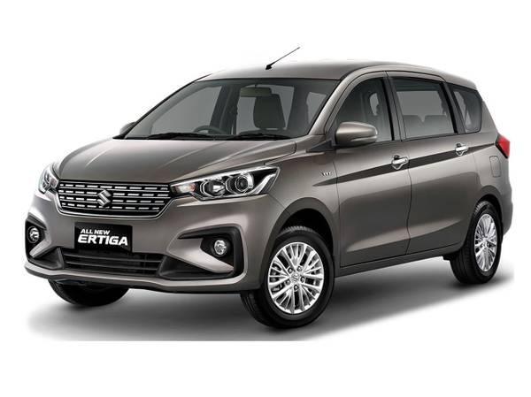 Upcoming New Ertiga will be the next Electric Car of Suzuki.