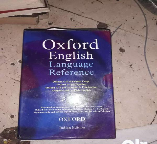 Book of oxford english language reference