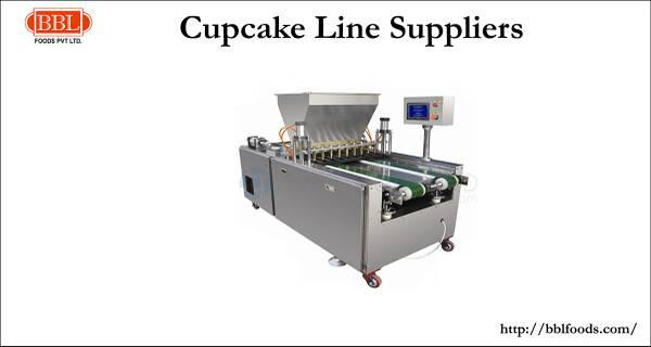 Cupcake line suppliers | baked chips plant suppliers - books
