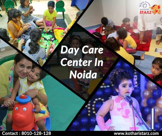 Daycare centers in noida - computer services