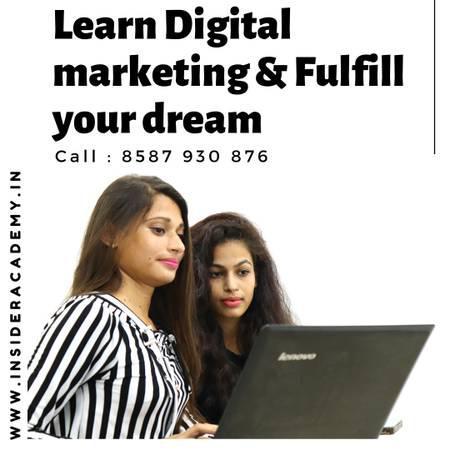 Digital marketing institute in shahdara - lessons & tutoring