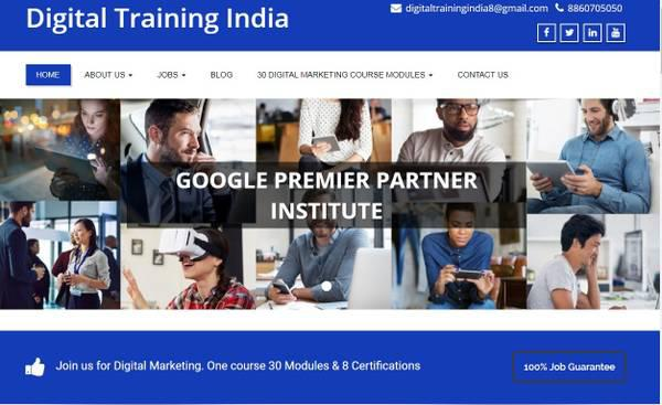 Digital marketing training in india - architect/engineer/cad