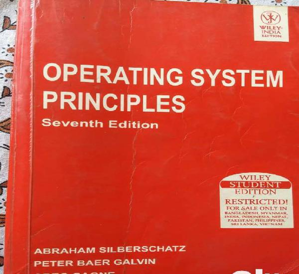 Operating system principles