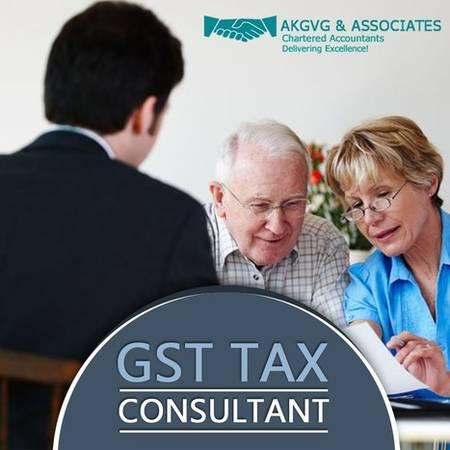 Professional gst consultant in delhi/india for your business