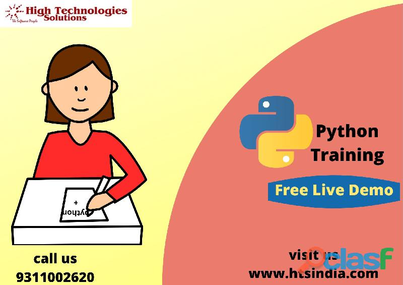 Join python training institute in south delhi with job placement
