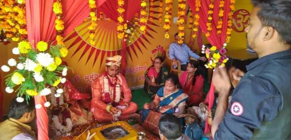 Arya Samaj Ram Prasth Ghaziabad- Arya Samaj Marriage Noida -