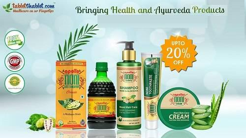 Ayurveda Products online in India at Tabletshablet - health