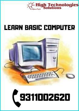 Computer Training institute In Delhi and Noida - computer