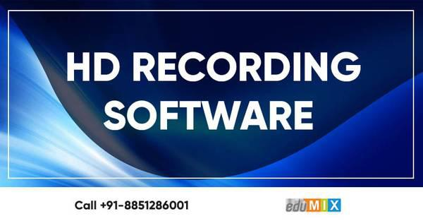Edumix- top grade hd recording software - computer services