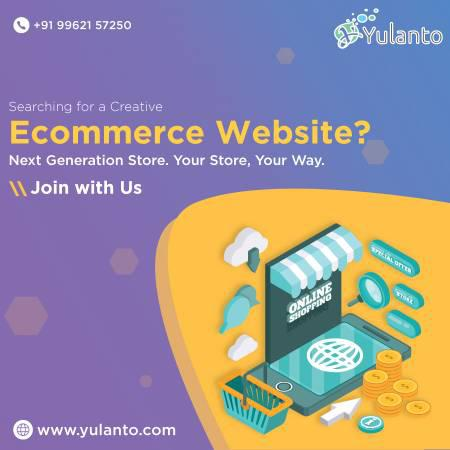 Efficient ecommerce development service company India...$299