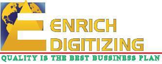 Embroidery digitizing service provider - flat price -